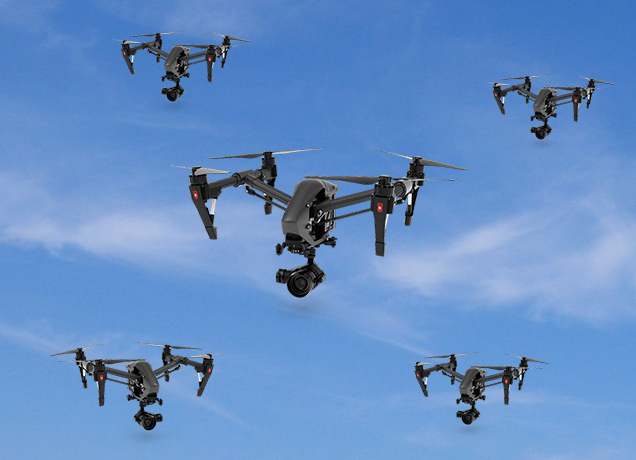 UK Startup Introduces API Data System For Drone Operators