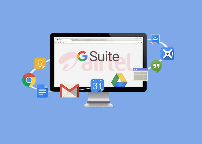 Google Partners With Airtel To Increase G Suite Customer Base In India