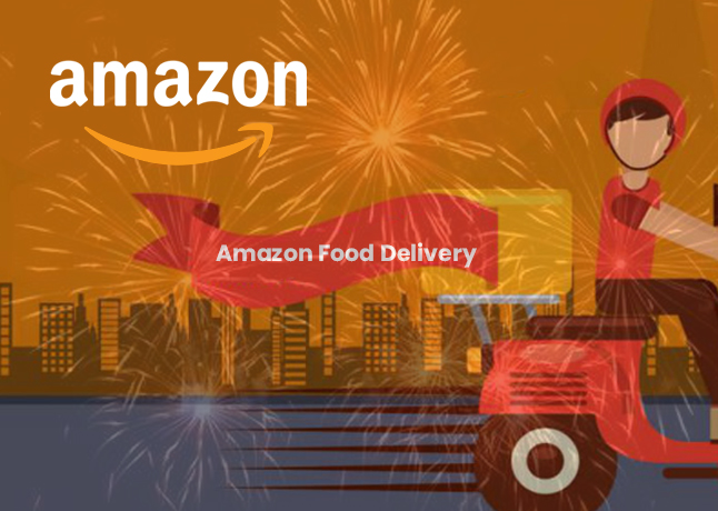 Amazon to Kick Off its Food Delivery In India by Diwali