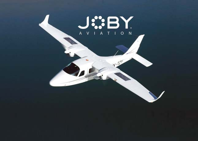 Toyota Invests $590M In An Electric Air Taxi Maker Joby Aviation