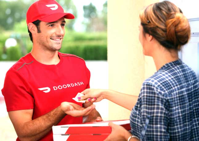 DoorDash Make Amends By Changing Its Controversial Tipping Model