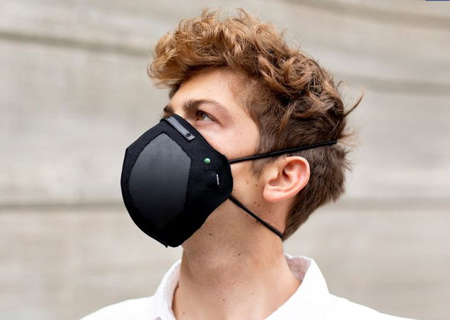 The Face Masks With Electric Fields Might Destroy Coronavirus On Contact
