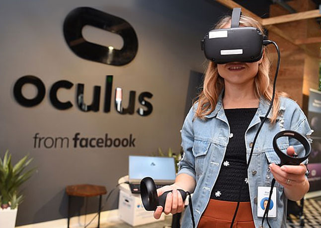 Facebook Sells 3D, VR Software Oculus Medium Tool To Adobe