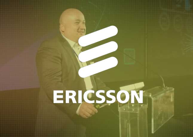 Fadi Pharaon Adorns A New Role at Ericsson Effective From Sep1
