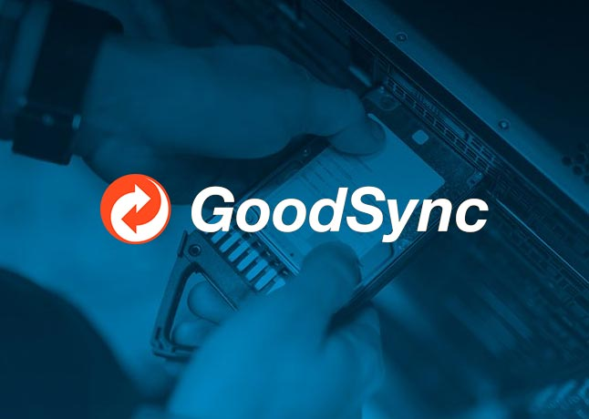 GoodSync A Simple File Backup And Synchronisation Software Ensures File Safety
