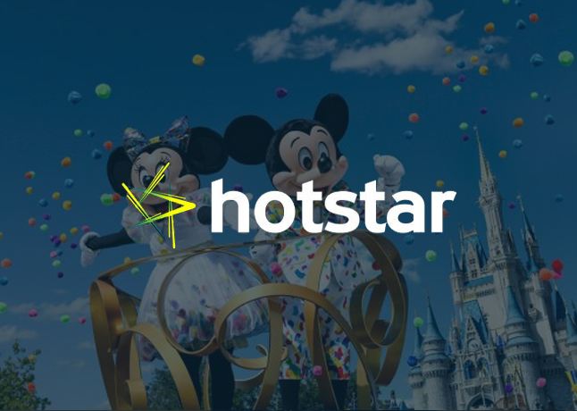 Disney Takes Hotstar Globally To Focus on South Asian Diaspora