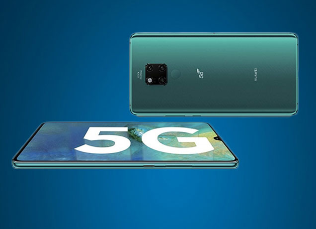 Huawei's First 5G Phone is Launching in July