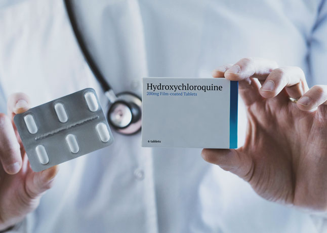 Henry Ford Study Shows Hydroxychloroquine Cut Death Rate In COVID Patients