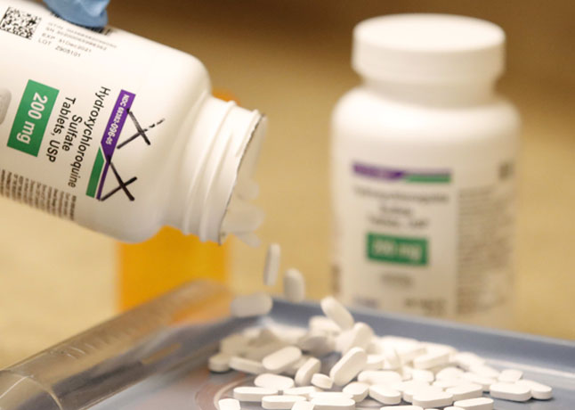 Study Shows Hydroxychloroquine Prescriptions Spiked In The US By 86% in March