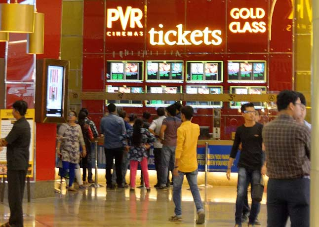 Investors Rush To Buy Multiplex Stocks Although Indians Are Not Rushing To The Theaters