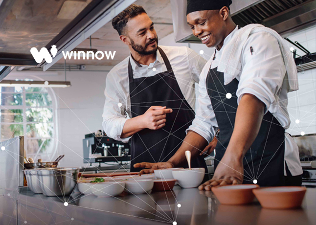 Cut Down The Food Waste And Cost With The AI-Enabled Future Kitchen Winnow Vision