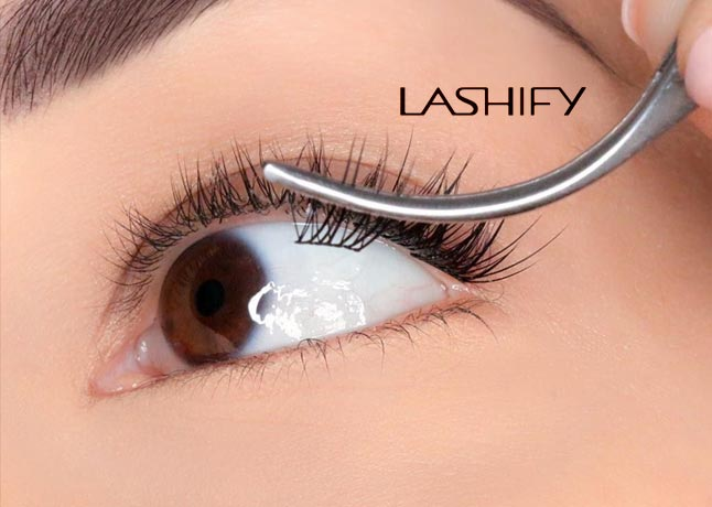 Lashify Offers DIY Lash Extensions To Change Your Life