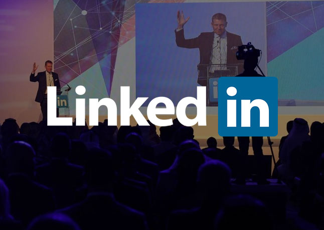 LinkedIn's Events Will Help People To Improve Physical World Events