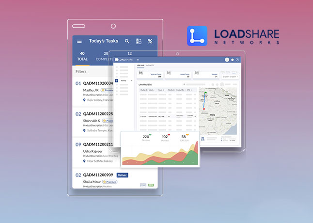 Bengaluru's Logistics Startup LoadShare Lifts INR 100 Cr For Business Expansion
