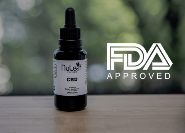 Nuleaf Naturals in Favor of CBD Industry Rules and Regulations, Approved by the FDA