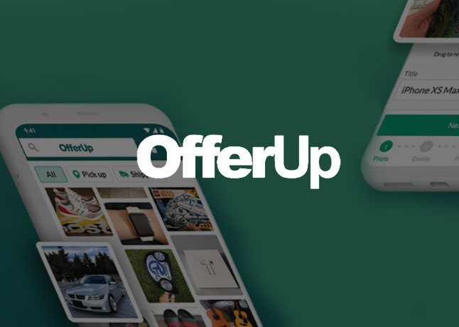 OfferUp Collaborated With Letgo And Combines Marketplace Apps