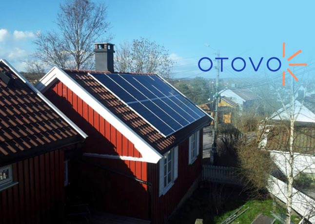 Otovo Solar Panel A Mission Toward Low Carbon Emission