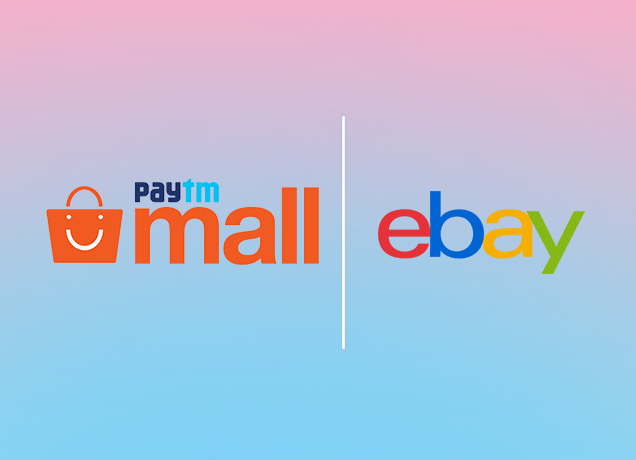 eBay Will Buy 5.5% Stake In India's Paytm Mall