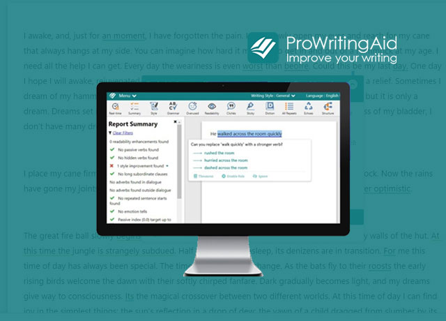 Use Rich-feature Software ProWritingAid To Become A Professional And Smart Writer