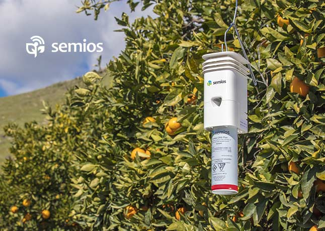AgriTech Startup Semios Lands $100M CAD From Boston's VC Firm