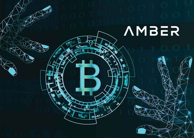 Crypto Finance Startup Amber Leads $28M In Series A From Pantera Paradigm
