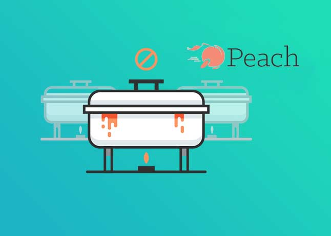 Seattle-Based Office Lunch Delivery Startup Peach Lands $5M