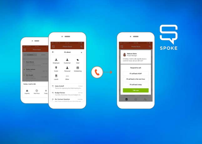 Next Generation Mobile VoIP Startup Spoke Phone Raises $6.44M