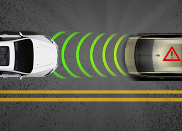 Tesla's New Automated Emergency Braking For Pedestrians And Cyclists