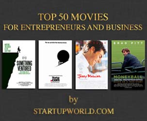 List of The Best 50 Must Watch Movies For Entrepreneurs