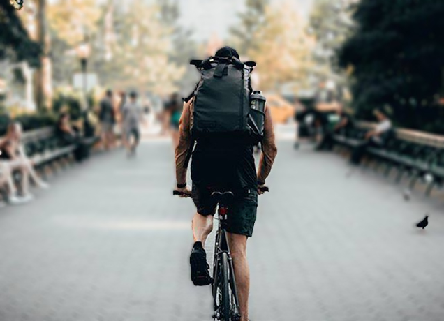 Travel Comfortably With Cycling Commuter Backpacks