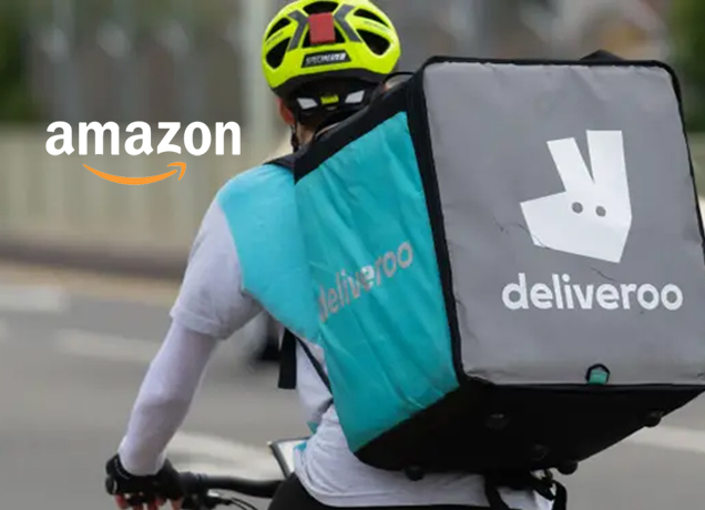 UK Regulation Ceases Amazon Led Fundraising Deliveroo
