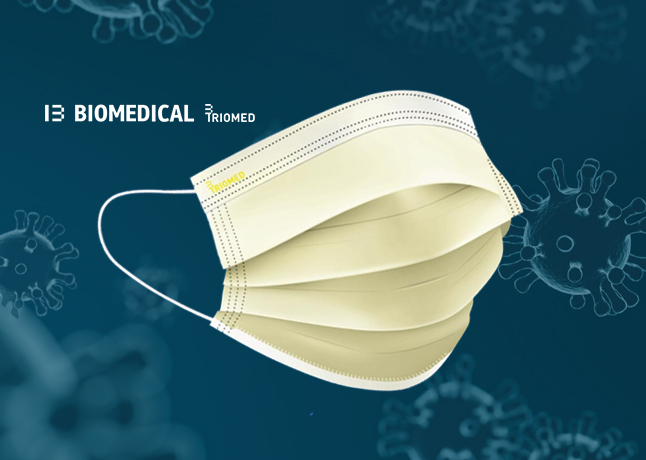 Canada's i3 Biomedical Inc. Manufactured Mask Proven To Deactivate 99% COVID-19 Viruses