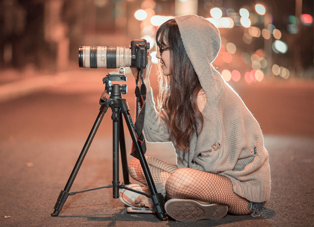 Kick Starter and Peak Designs Tie Up For a New Advanced Tripod