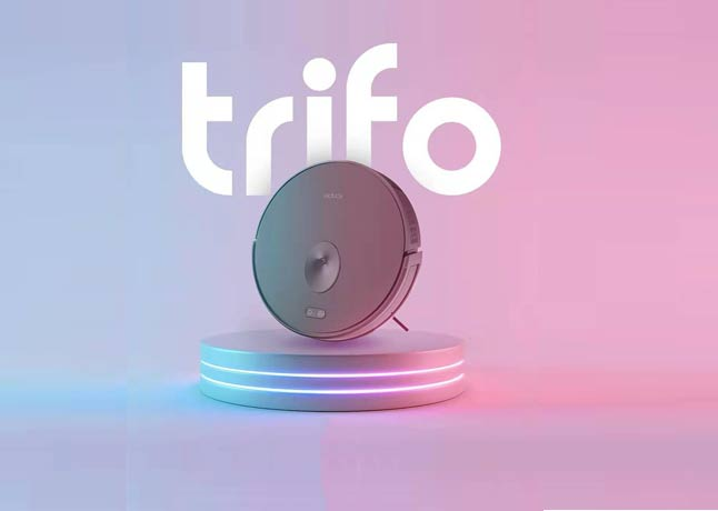 Trifo's $15M Funding and Latest Vacuum Robot Lucy Come Together