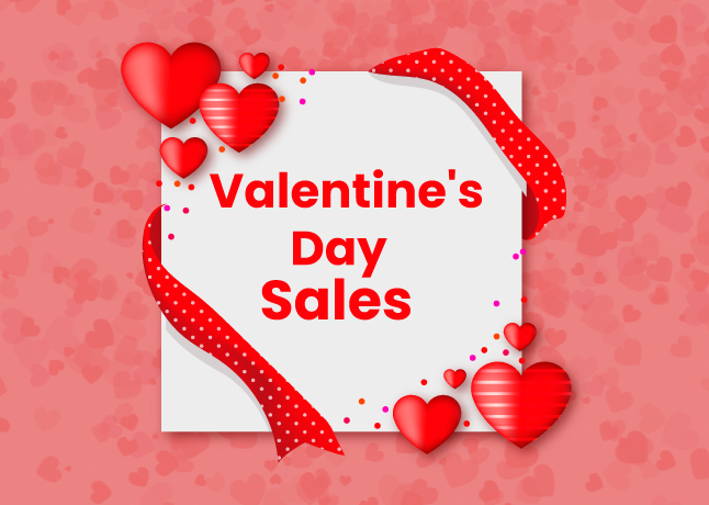 Valentine's Day Special Deals And Coupons