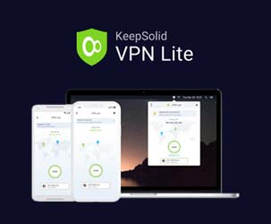 Get Fast Virtual Private Network Service Via KeepSolid VPN Lite