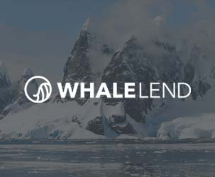Safe High Yield Cryptocurrency Savings Account Via Whalelend
