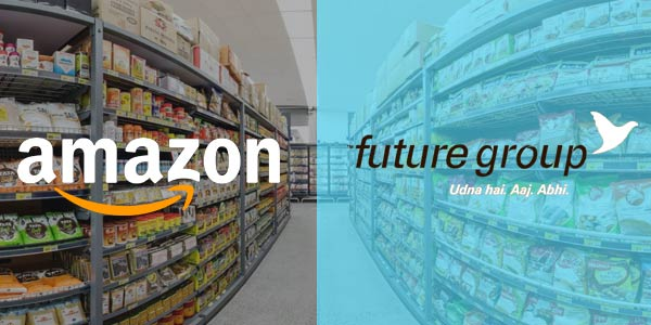 Amazon Partners With India's Second-Largest Retail Chain