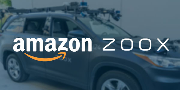 Amazon To Acquire Autonomous Vehicle Startup Zoox For Over $1.2B