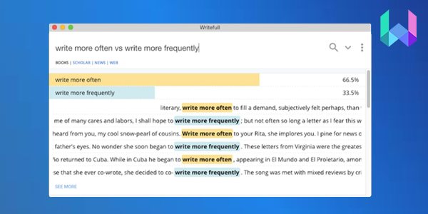 Authors And Publishers Choice Writefull- Award-Winning Writing App