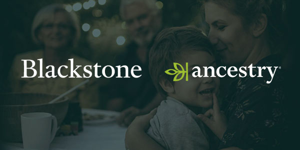 Blackstone Group is Acquiring Ancestry.com LLC for $4.7 Billion