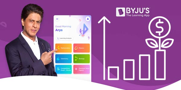 Byju's In Talks To Raise $400 Million Aiming To Become $10 Billion Valuation Startup