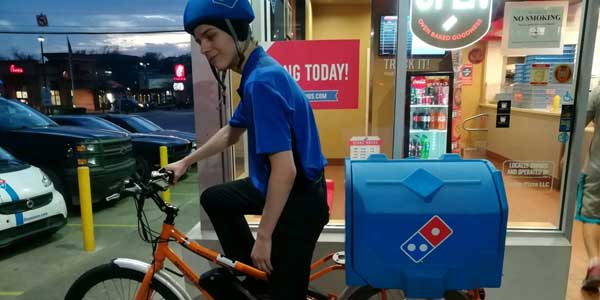 Dominos to Partner With Rad