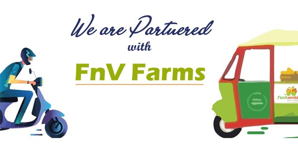 FnV Farms To Revolutionize the Food Chain Deliver with Data Science
