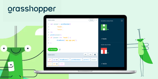 Google Introduces Its Free Coding Tool Grasshopper To Desktop