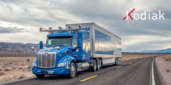 Kodiak Robotics Is Redefining Long-Haul Trucking With Autonomous Technology