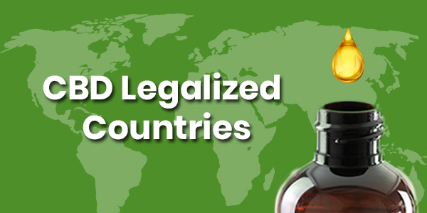 Is CBD Oil Legal ? - Legality of Cannabis (CBD Approved