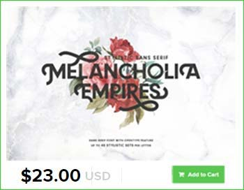 melancholia pricing
