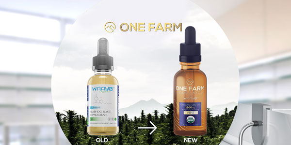One Farm Organic Farm Is Unique Solution for All CBD Products