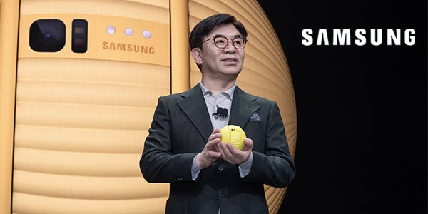 """Samsung Electronics Unveils """"Age of Experience"""" Vision at CES 2020"""